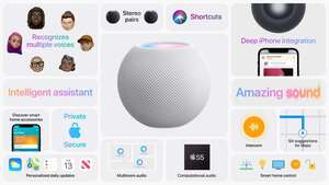 homepod mini features slide