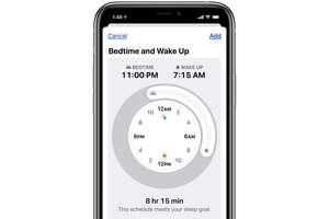 ios 14 sleep alarm