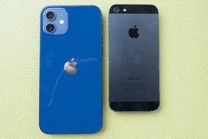 iphone 12 iphone 5 back
