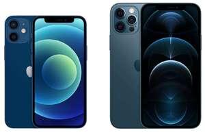 iphone 12 mini iphone 12 pro