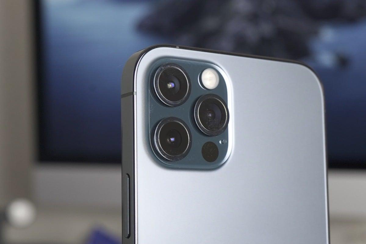 iphone 12 pro lidar