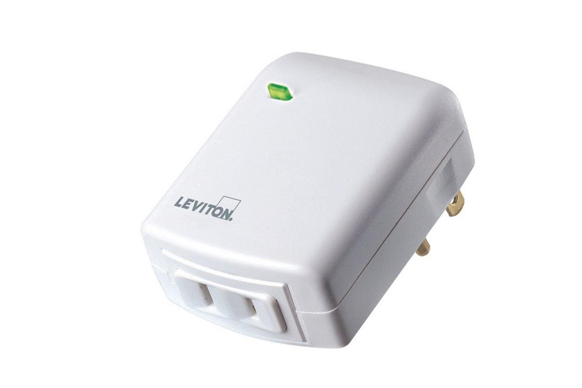 leviton decora smart zigbee 3.0 plug in dimmer