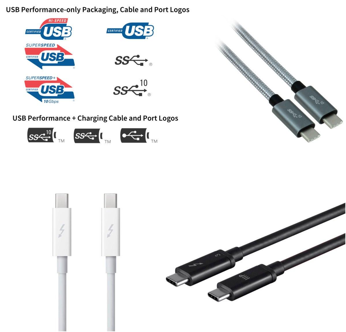 mac911 cable symbols usb thunderbolt 3