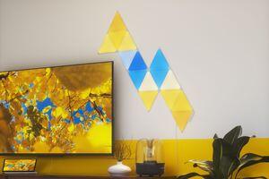 nanoleaf triangles