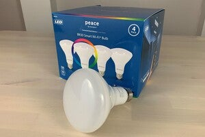 peace by hampton br30 wi fi smart bulb