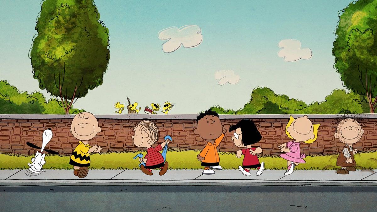 peanuts originals