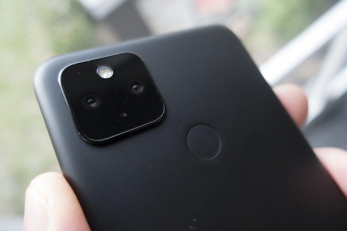 pixel 4a 5g camera