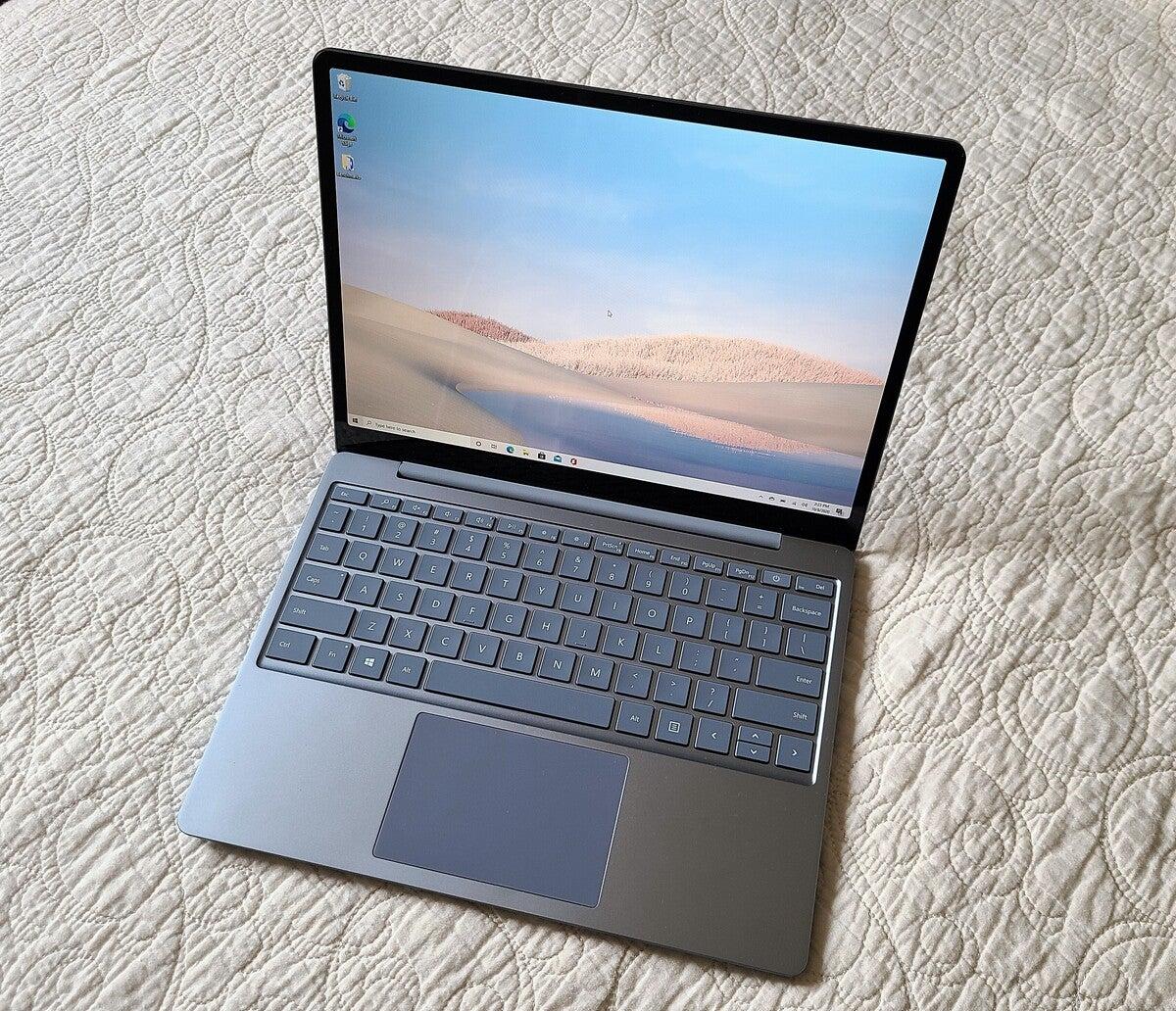 Microsoft Surface Laptop Go primary 2