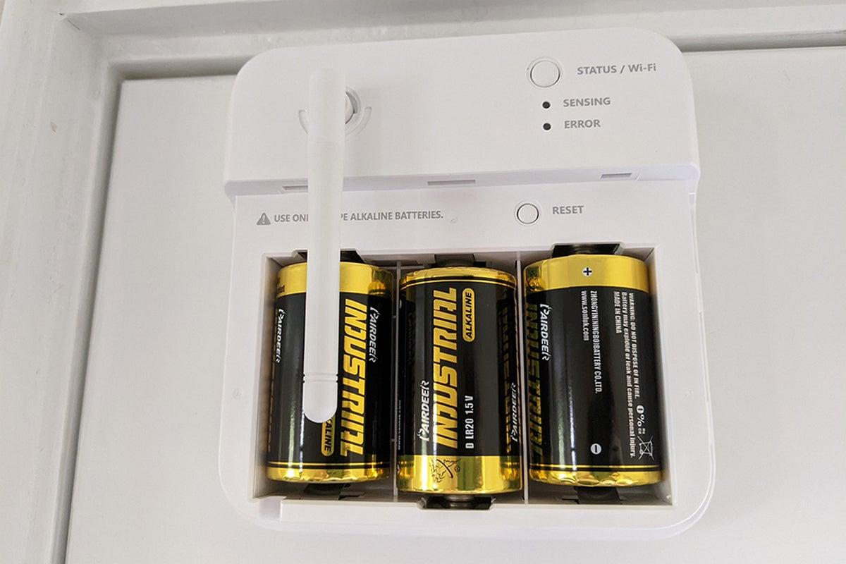 remo doorcam 2 batteries