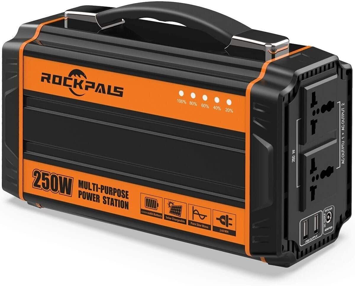 Save 32% on this 250-watt portable generator