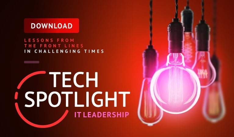 Tech spotlight: IT leadership