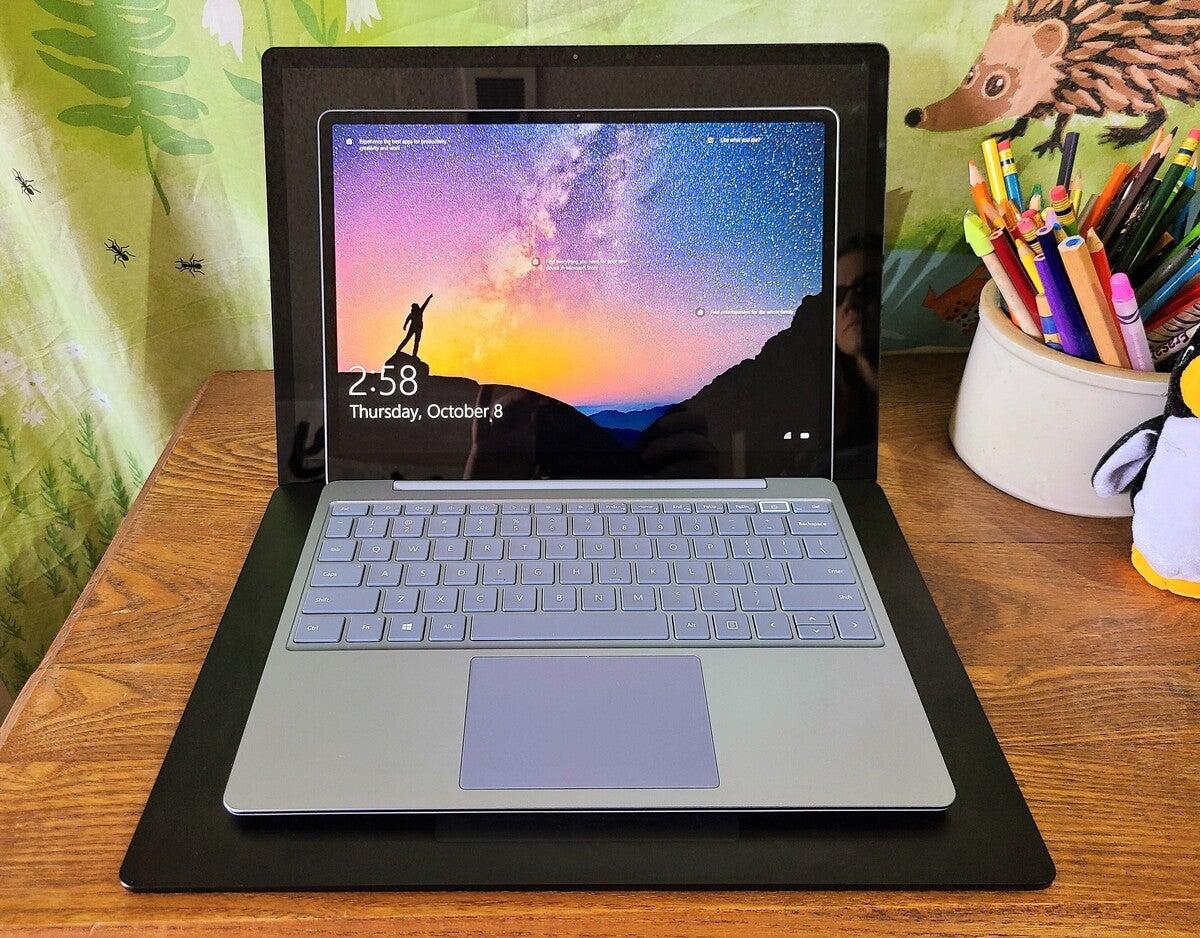 Microsoft Surface Laptop Go surface laptop go 15 inch surface laptop