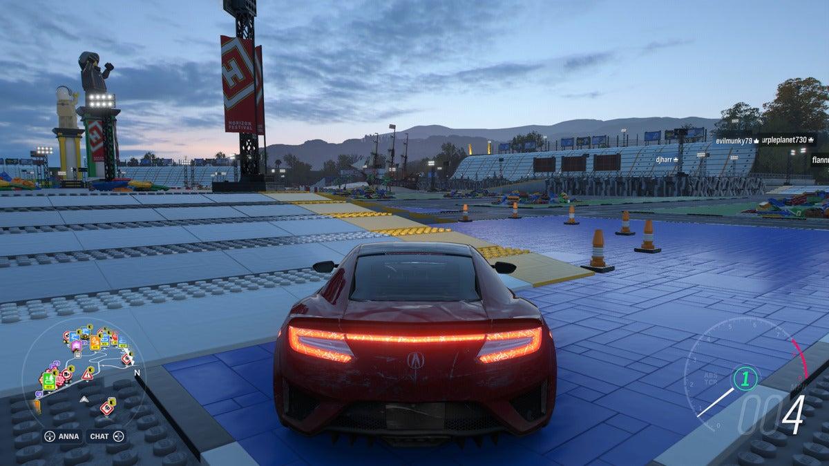 Microsoft Xbox Series X Forza Horizon 4