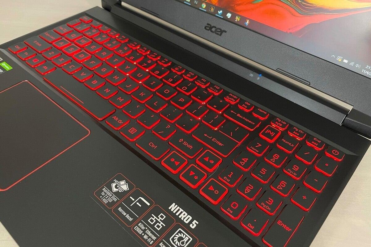 acer nitro 5 an515 44 r99q keyboard