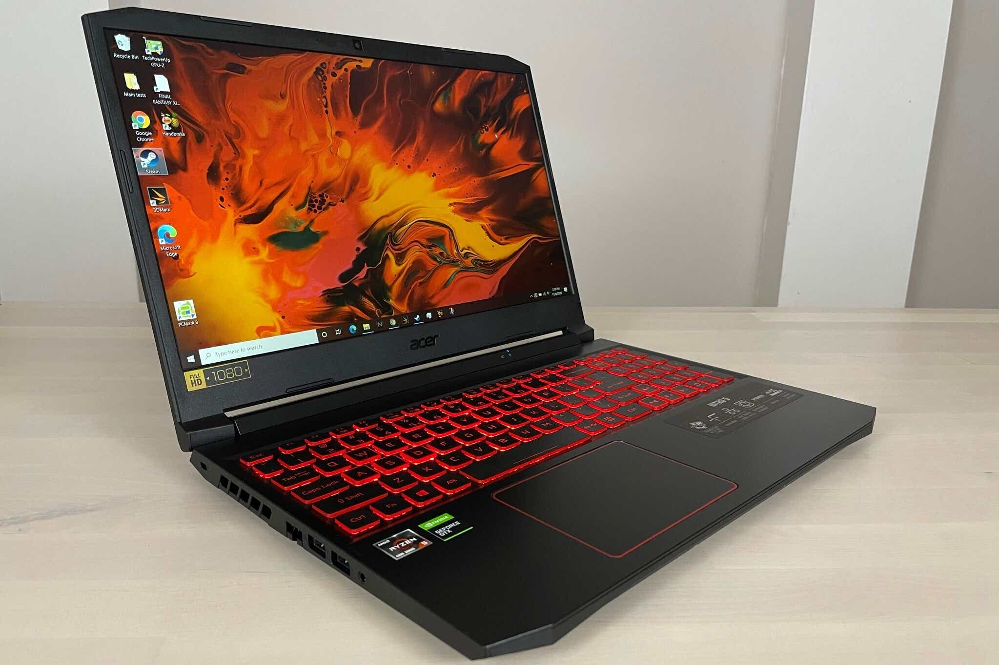 Acer Nitro 5 AN515-44-R99Q – Best For Gaming