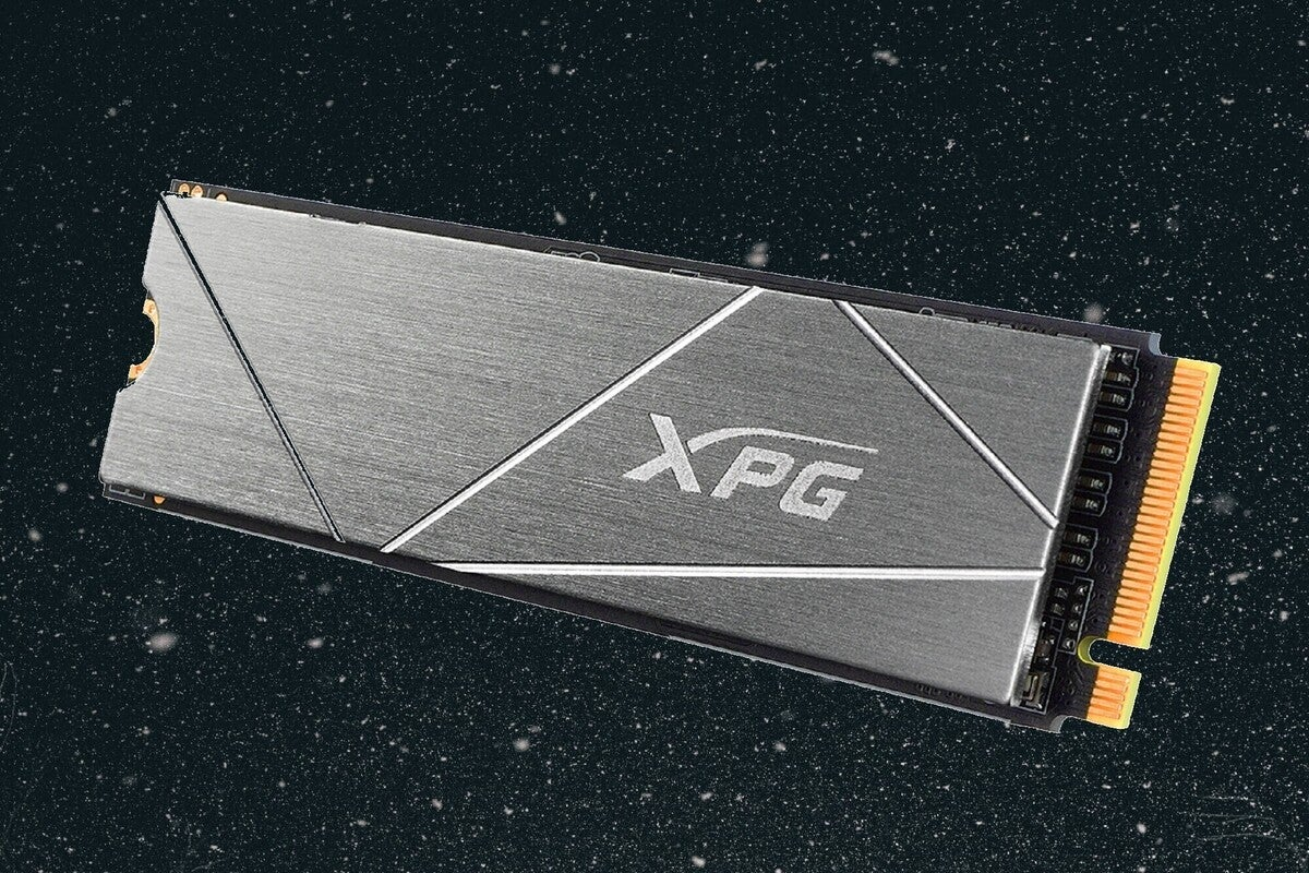 XPG Gammix S50 Lite SSD review: Fast storage without the premium price