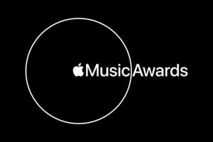 apple music awards logo