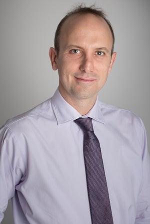 Adam Forde, Group CIO, Spectris