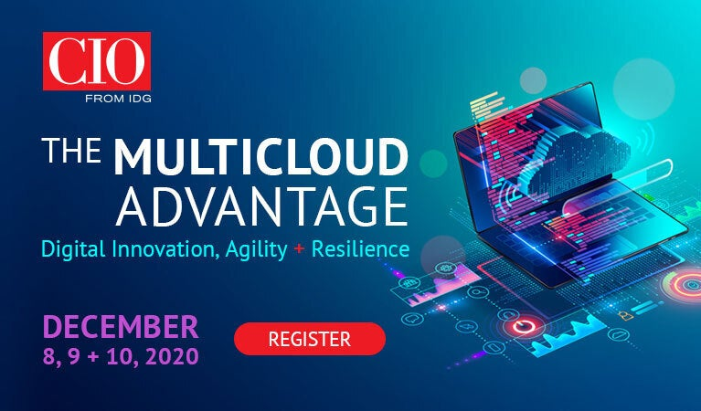 Multicloud virtual event, Dec 8-10