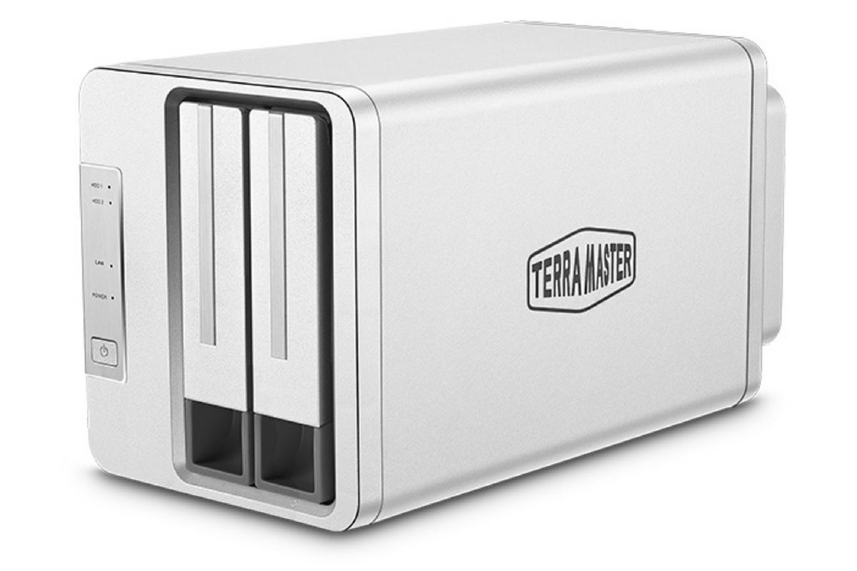 Terramaster F2-422 review: