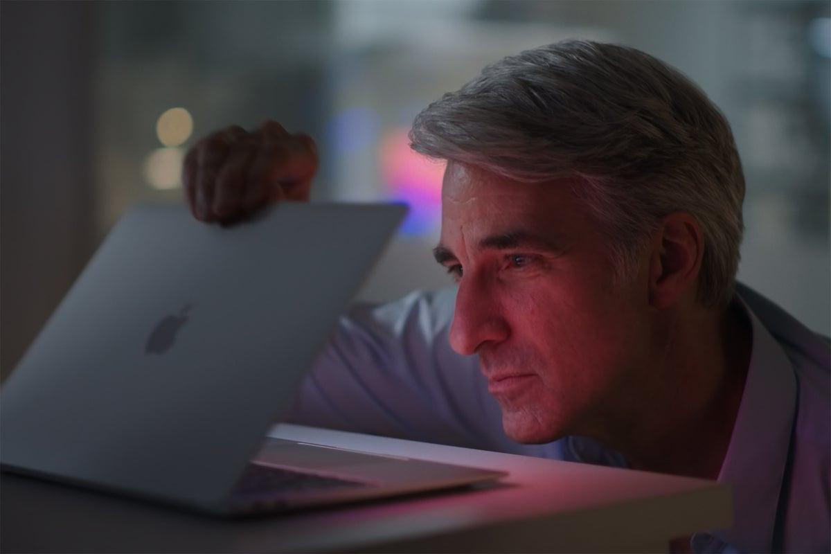 federighi mac mood 100866258 large - PC vs. Mac: Which should you buy?