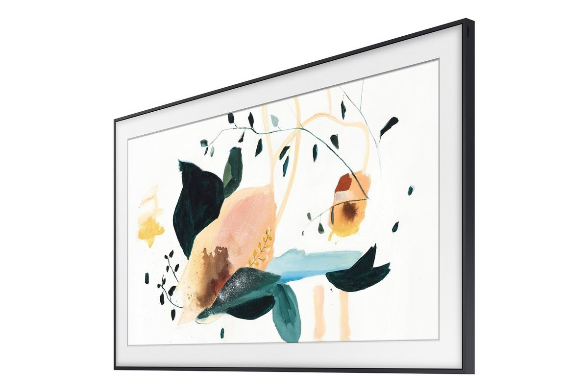 Samsung The Frame Tv Review Refining The Art Of Wall Art Tv Techhive