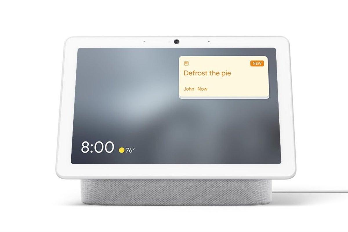Google smart displays get