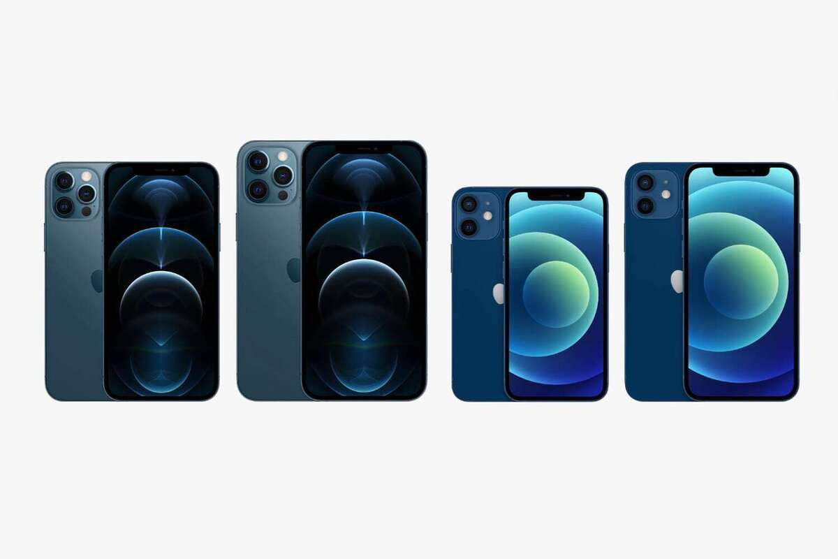 iphone 12 màu xanh lam