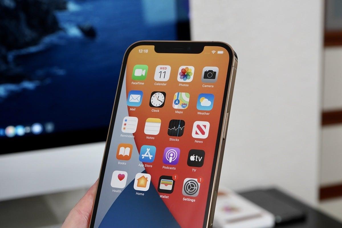 Iphone 12 Pro Max Review Max Display Max Battery Max Camera Macworld