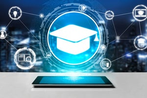 A Hybrid Learning Strategy is the Way of the Future