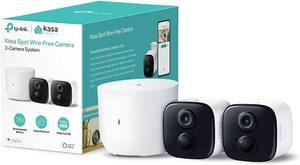 kasa spot home security camera system