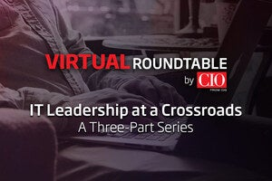 it leadership at a crossroads vrt