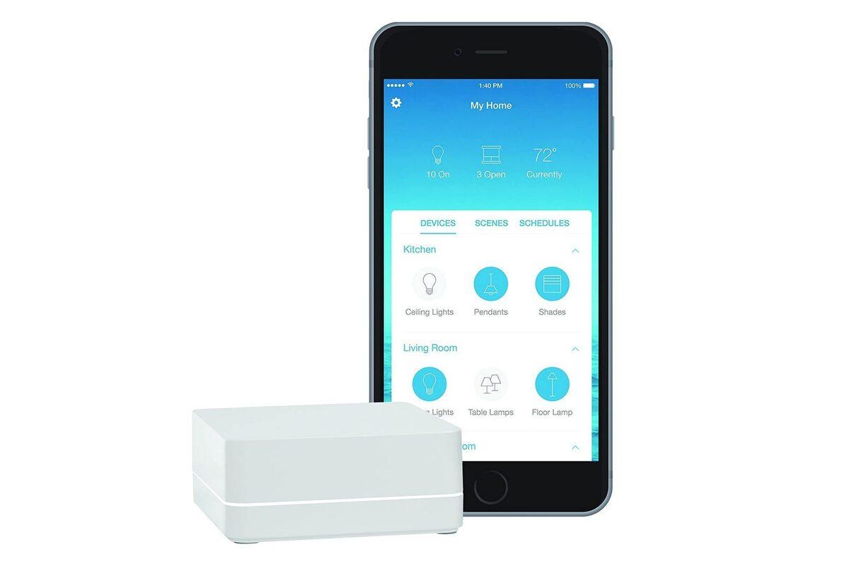 lutron caseta smart bridge