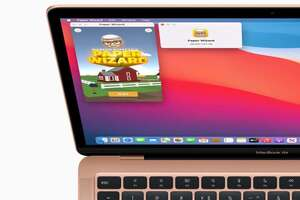 m1 macbook air paper wizard ios app