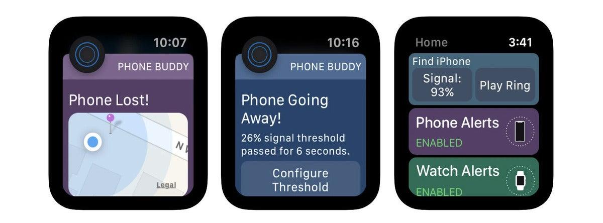 pb lost iphone watch