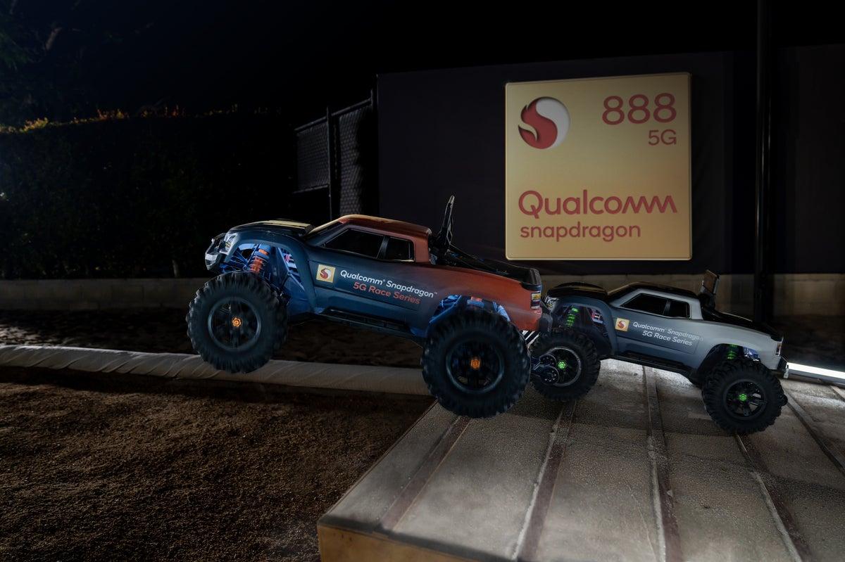 Qualcomm snapdragon 888 rc cars
