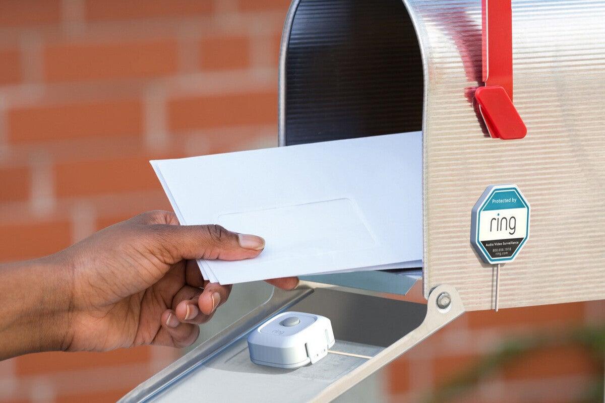 Ring Mailbox Sensor Review: The postman needn't ring at ...