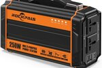 These portable power stations, perfect for camping and emergencies, are all on sale