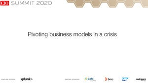 CIO Summit pivoting business models