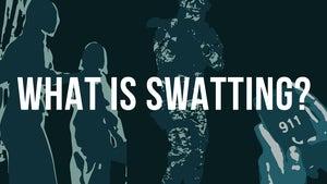 swatting thumb