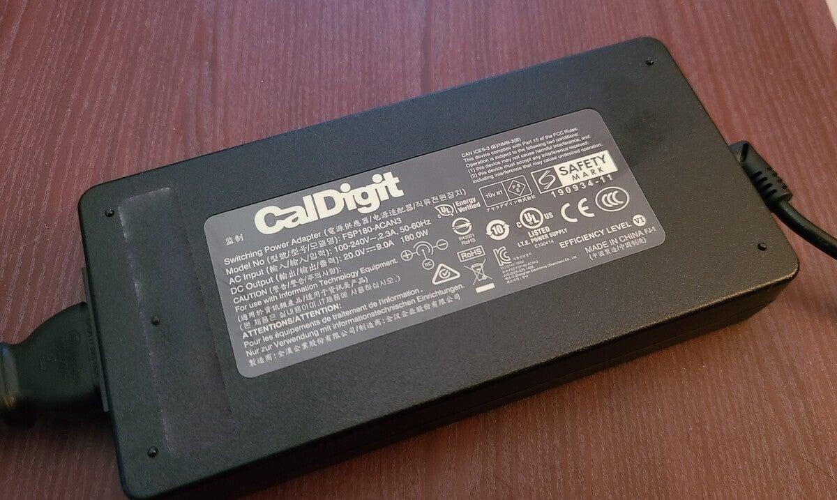thunderbolt power supply edited