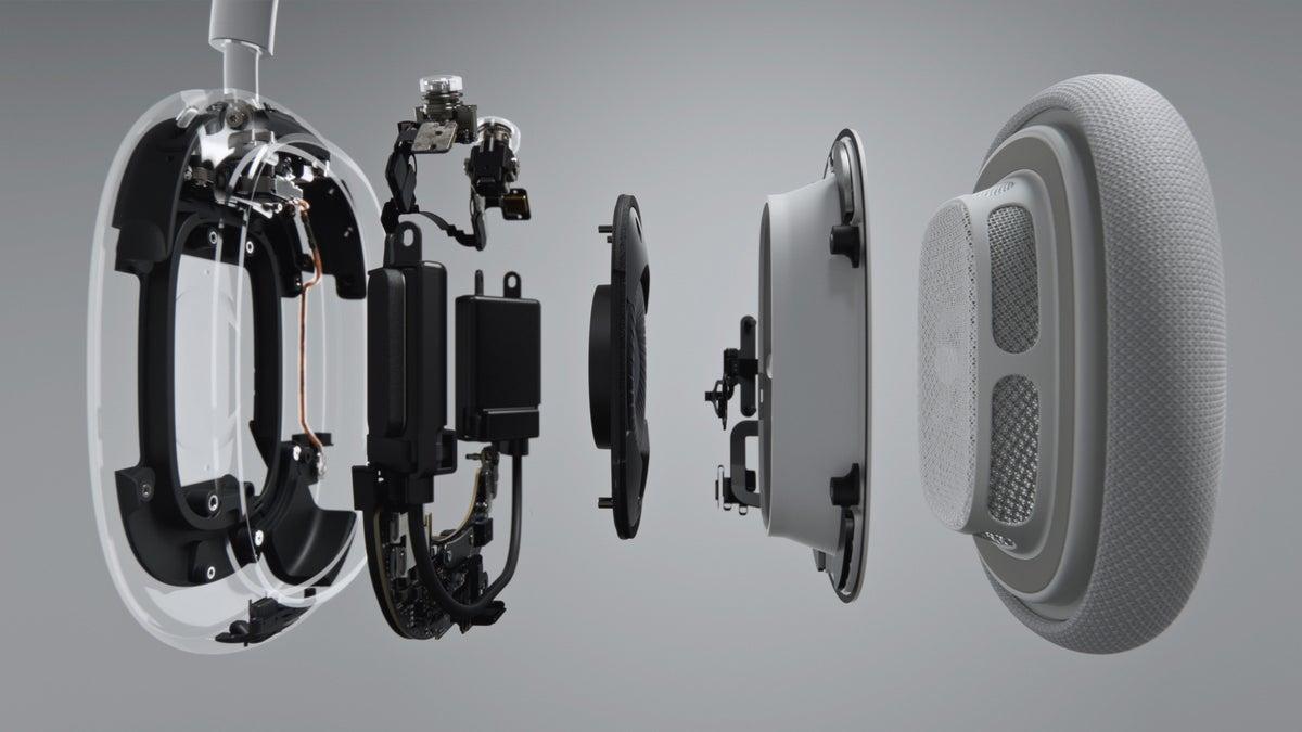 airpods max internal