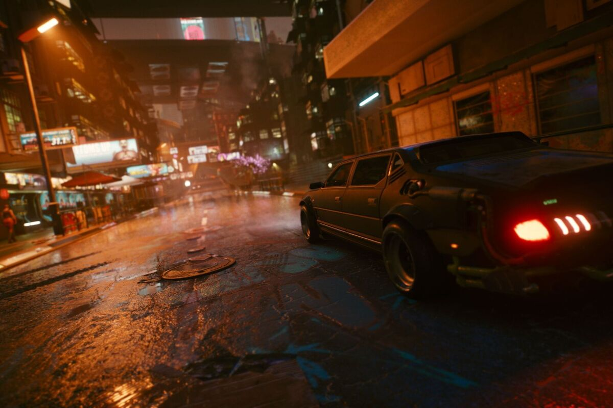 Get Cyberpunk 2077 and a bunch of Night City swag for nearly 20% off