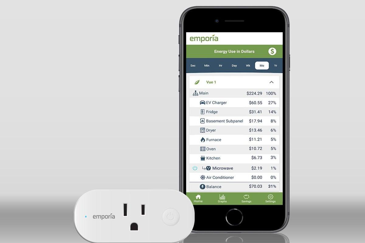 Emporia energy-monitoring smart plug review: Power management on a budget