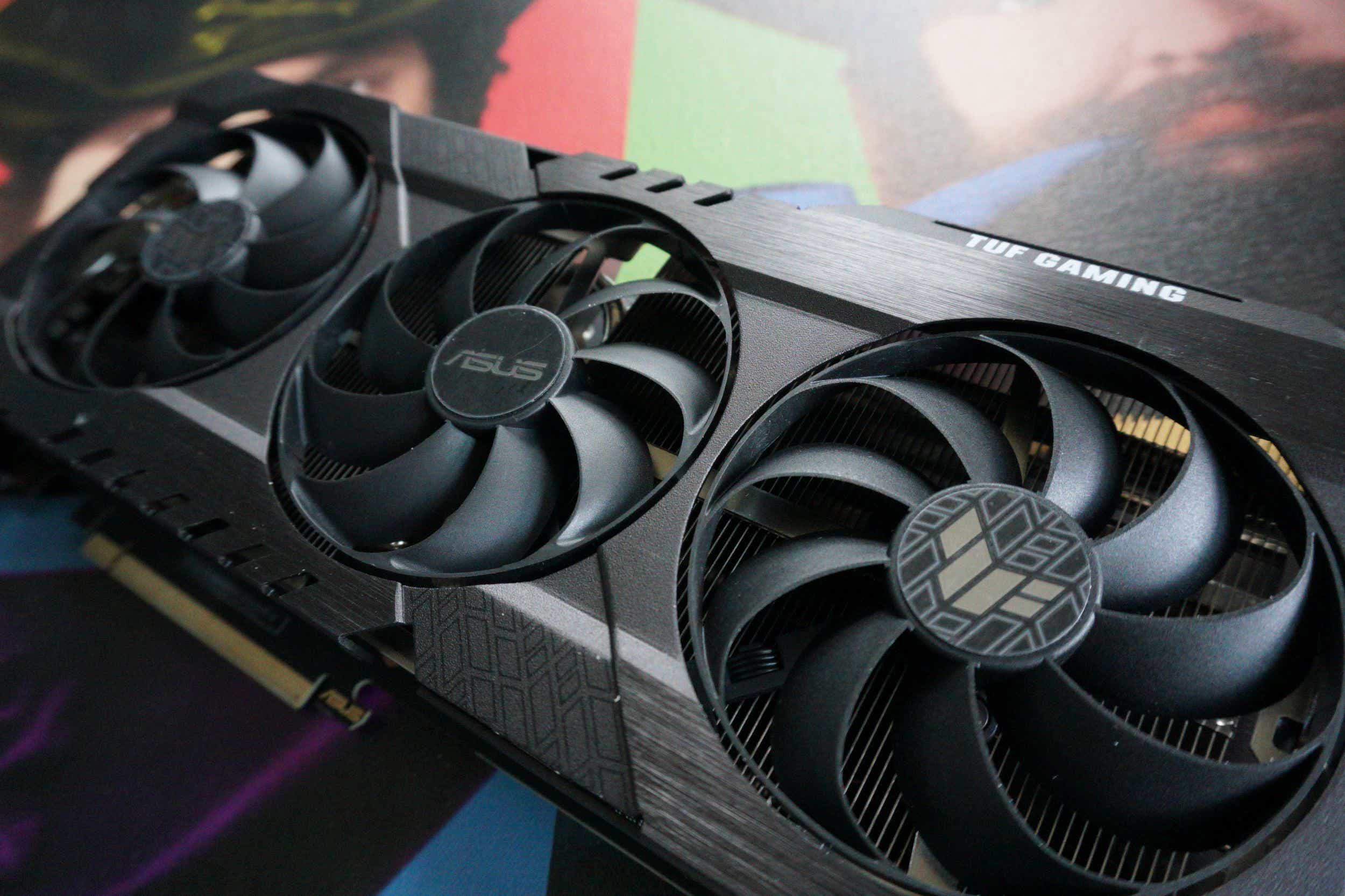 TUF GeForce RTX 3060 Ti