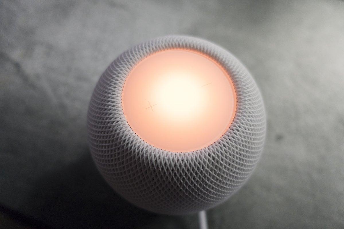 homepod mini orange