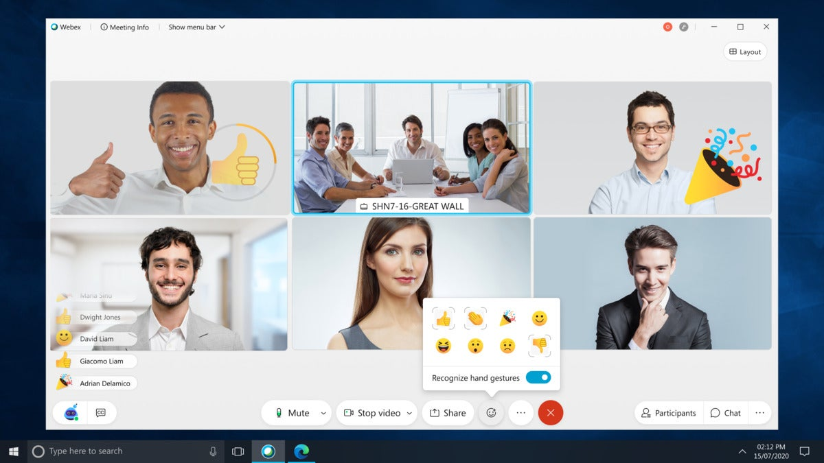 Cisco continues to overhaul Webex, now with real-time language transcription