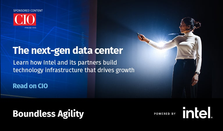 The next-gen data center. Learn how Intel and its partners build technology infrastructure that drives growth