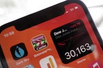 iphone 12 5g logo