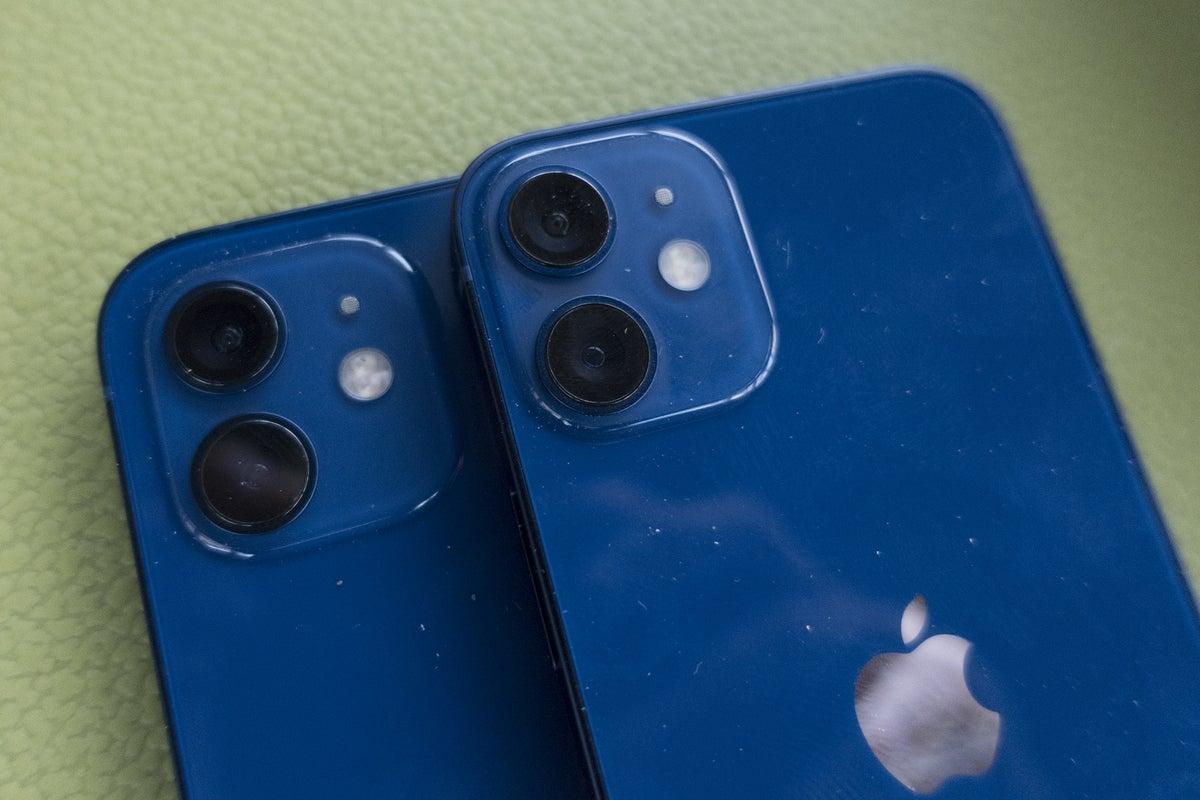 iphone 12 mini bump